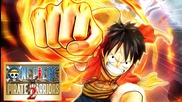 One Piece: Pirate Warriors 2 - Ps3 Gameplay
