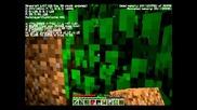 Minecraft оцеляване еп.2 Sezon2 Tarsene na temple