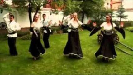 Хороводна Китка Mix 1