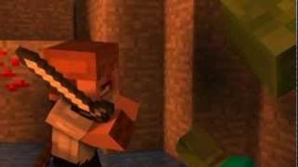 Minecraft приклучението на Стев ep 3