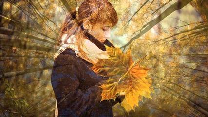 Валс на дъжда и есенните листа ...