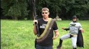 Desert Tactical Hti 50bmg Sniper!
