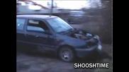 Демонтаж на двигател за 3 секунди