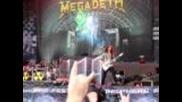 Megadeth - A Tout Le Monde Live In Sofia Bulgaria