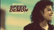 Michael Jackson-speed Demon (music Video)