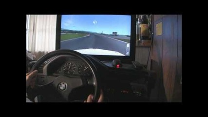 Bmw E30 Driving Simulator