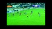 Levski Sofia - Spartak Trnava (full Time 2:1) Vladimir Gadzhev amazing Goal !!! 28.07.2011