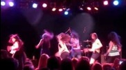 Cimorelli Live at The Roxy Singing We Found Love