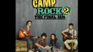 Camp Rock 2 : Walking In My Shoes ( Full song Hq ) + Download