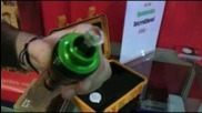 Spannabis 2011 Biggest Weed Expo In The World part 1