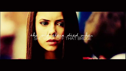 Elena Gilbert - I'm a vampire and i hate it