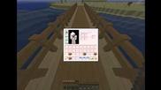 Minecraft оцеляване с lieudusty еп.5 The Pyramid is Done!
