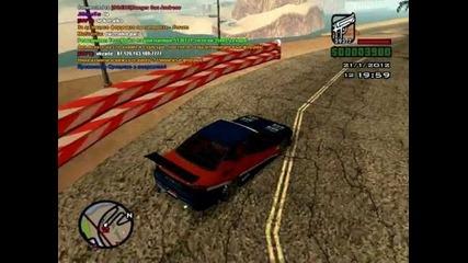 Gta Drift Samp f0r3v3r Shezy