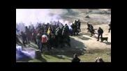 Гръцка армия и жандармерия - борба с безредиците