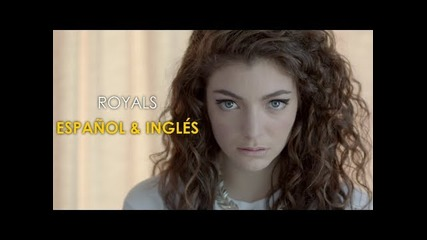 Royals - Lorde (official Video)