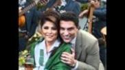 Osvaldo Rios y Victoria Ruffo