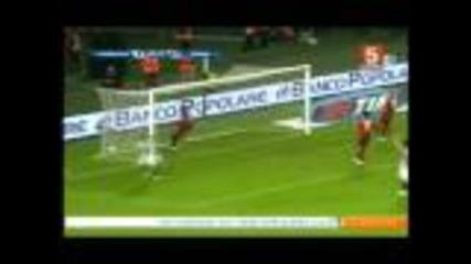 Del Piero vs Roma