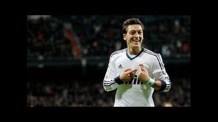 Mesut Ozil - The Magic l Real Madrid 2012-2013 ll Hd