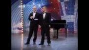 """Двама виртуозни пианисти от шоуто """"гърция търси талант"""""""