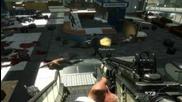 Call Of Duty Modern Warfare 2 Gameplay Episode 3 - Мале какво клане !