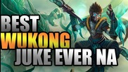 Best Wukong Juke Ever - League of Legends (funny Moments 1)