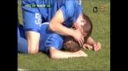 Берое-левски 2-3