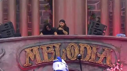 Dvbbs @ Tomorrowland 2015