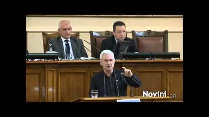 Волен Сидеров: Сащ създават етническите конфликти на Балканите