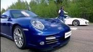 Porsche 911 Turbo S, Evotech, Rinspeed, Bmw M3 Ess