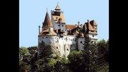 Замъка на Дракула, Румъния град Бран