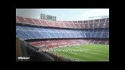 Fc Barcelona 11/12 Home and Away Kits [hd]