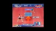 Wang Liqin vs Noshad Alamiyan