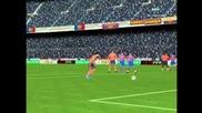 fifa 10 multiplayer:vs chris123_ jericho123 part 2