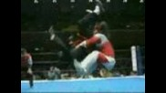 "The Top Ten Moves of Jushin ""thunder"" Lyger"