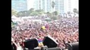 "Fedde Le Grand playing: ""hardwell - Display"" - Live at Ultra Music Festival Miami"