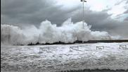 Големи приливни вълни отново наводняват крайбрежието - ноември 2011