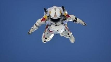 96,000 ft Test Jump Success - c 2012