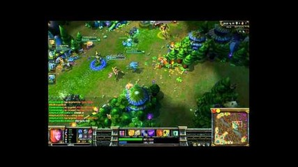 League Of Legends Le Blanc