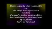 Laura Marano[ally Dawson]-parachute