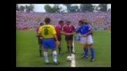 Brasil 0x0 Italia (copa do Mundo 1994 Estados Unidos Final) (3x2 penaltis)