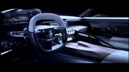 Peugeot Exalt Concept innovative design for enhanced sensations
