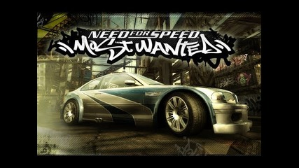 Need For Speed Most Wanted #1 - Обесняване :d
