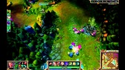 League of Legends Ranked team Full Game Commentary Early Dominating