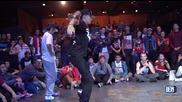 Hip Hop Battle Mac Fleezy vs Skitzo