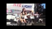 Concierto de @dulcemaria en Fresno (30/05)