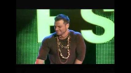 двойника на Ricky Martin