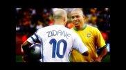 Zinedine Zidane vs Brazil [2006 Wc]