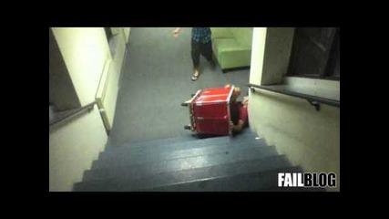 Mailroom Boredom Fail