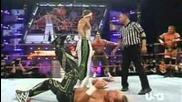 Dx + John Cena + Ric Flair vs. R-rko + Kenny + The Big Show Wwe Raw 8 Man Tag Team Match 20.11.2006