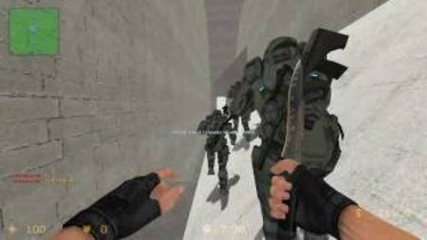 Counter-strike: Source Zombie